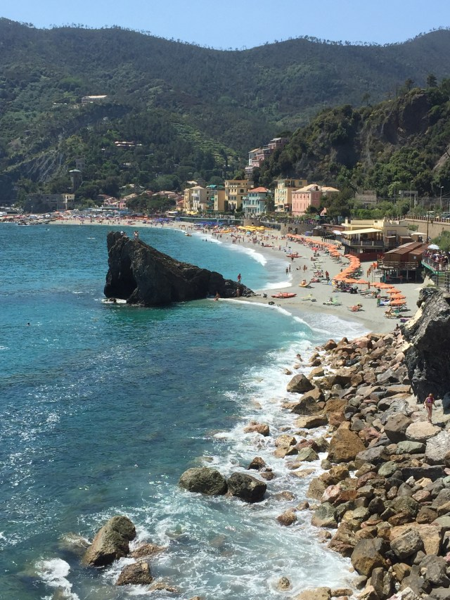 Costa Cruise Diadema cruise ship shore excursion beach