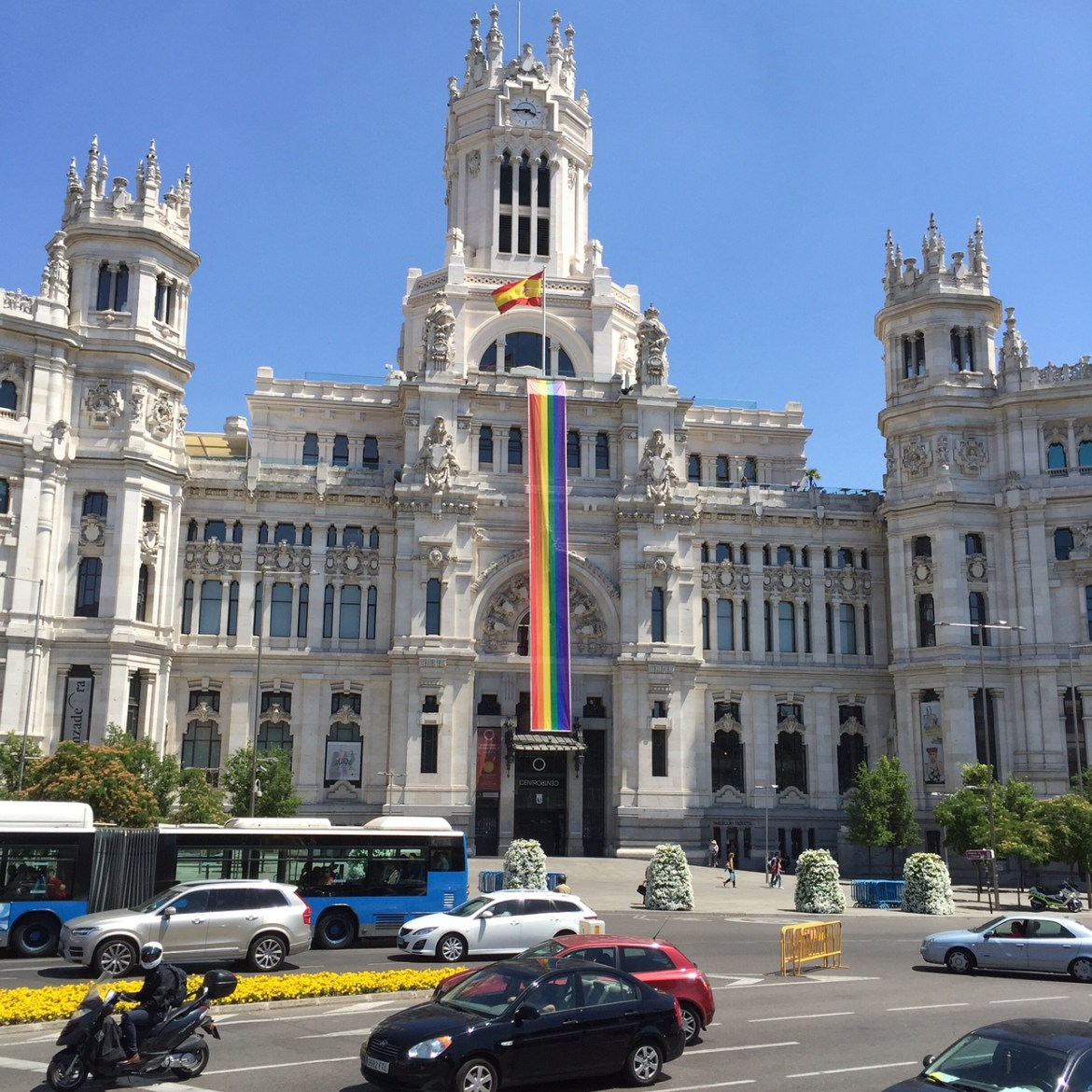 Visit Madrid before or after your cruise