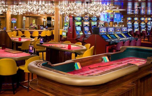 Holland America Eurodam casino