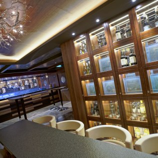 Norwegian cruises escape cruise ship cellar