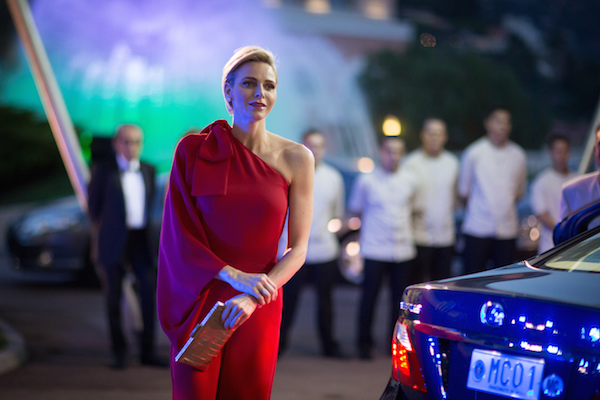 Regent Cruises Explorer cruise ship Princess Charlene