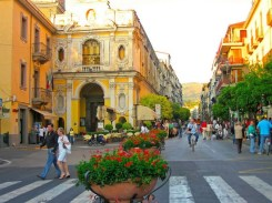 Royal Caribbean Cruise Lines European shore excursions for kids sorrento