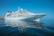 Windstar Cruise Star Pride port exterior