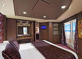 msc meraviglia cruise ship cabin