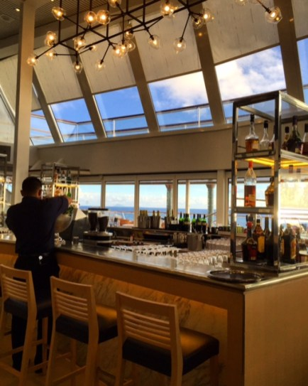 Viking Cruises Viking Star cruise ship aft bar
