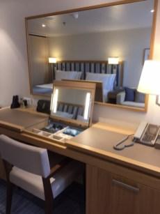 Viking Cruises Viking Star cruise ship cabin vanity desk