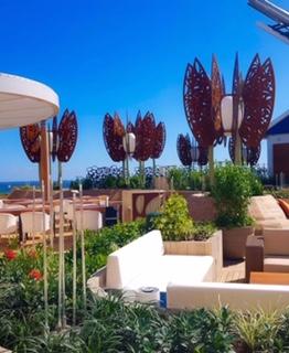 celebrity cruises edge cruise ship garden