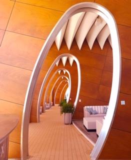 Celebrity cruises edge cruise ship cabana lounge