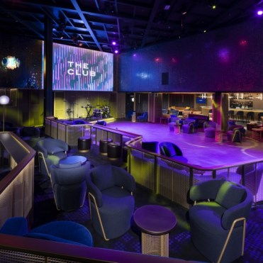 Celebrity cruises edge club bar