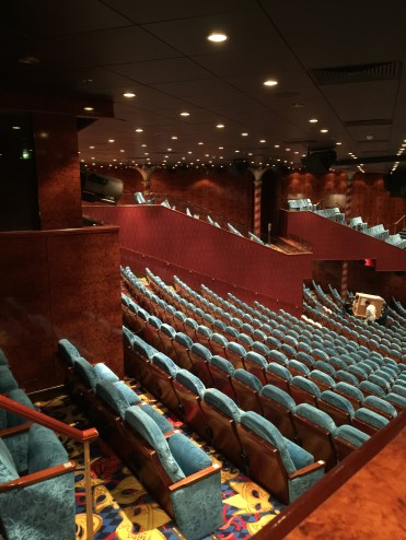 Norwegian Jade theatre