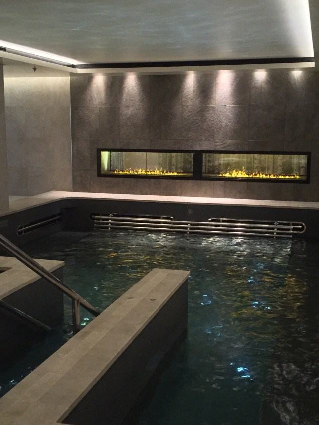 Viking cruises sky cruise ship hot tub wave pool