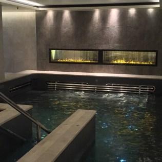 Viking cruises sky cruise ship hot tub wave pool