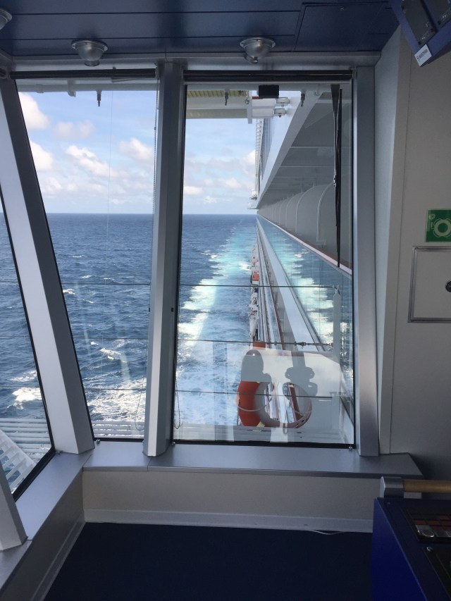 Viking cruises sky cruise ship spa view