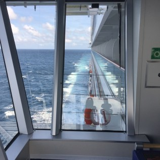 Viking cruises sky cruise ship spa view