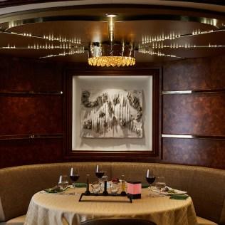 Silversea cruises silver muse cruise ship dining