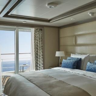 Silversea cruises silver muse cruise ship owners suite verandah