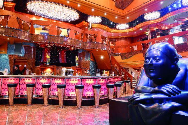 costa cruises luminosa cruiseship