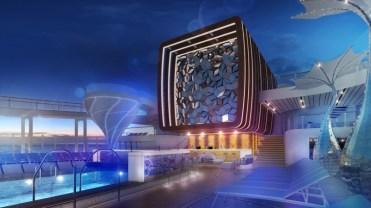 celebrity cruises edge cruise ship pool