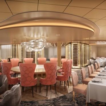 celebrity cruises edge cruise ship cosmopolitan restaurant