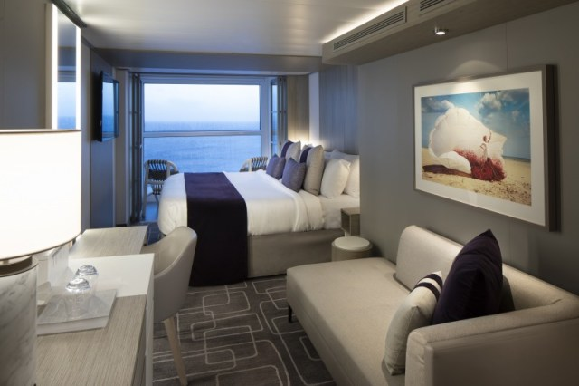 celebrity cruises edge cruise ship stateroom