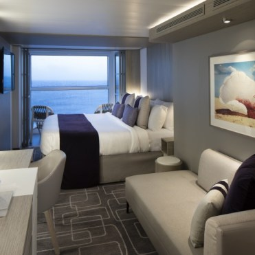 celebrity cruises edge cruise ship stateroom