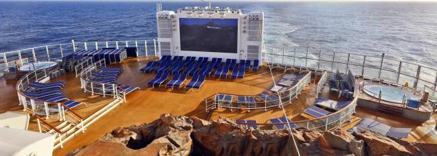 Norwegian Cruise Line Escape TV