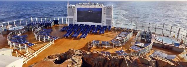 Norwegian Cruise Line Escape TV