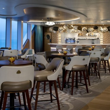 Celebrity Cruises Flora Discovery Lounge