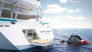 Crystal Cruises Esprit Submarine