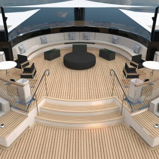 Ritz Carlton Yacht Outdoor DK10 Day Stage