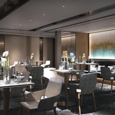 Ritz Carlton Yacht Specialty Dining