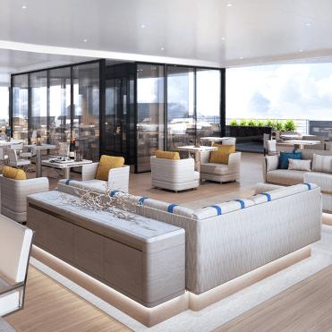 RitzCarltonYachtThe Marina Lounge