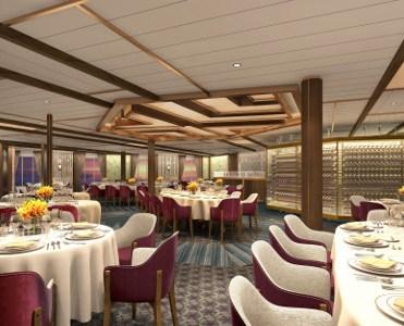 Seabourn Venture Restaurant
