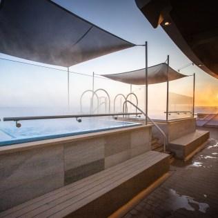 Hurtigruten cruises cruise ship pool