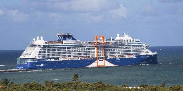 Celebrity Cruises Apex cruise ship partners with goop