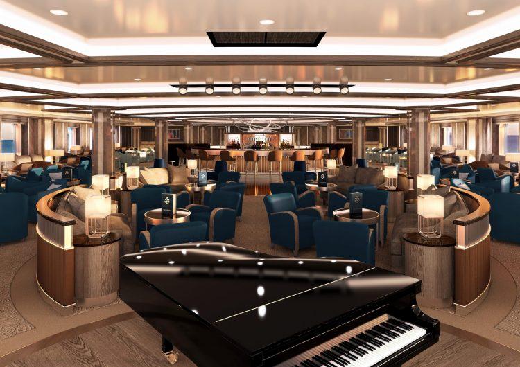 Silversea Silver Moon Dolce Vita Piano