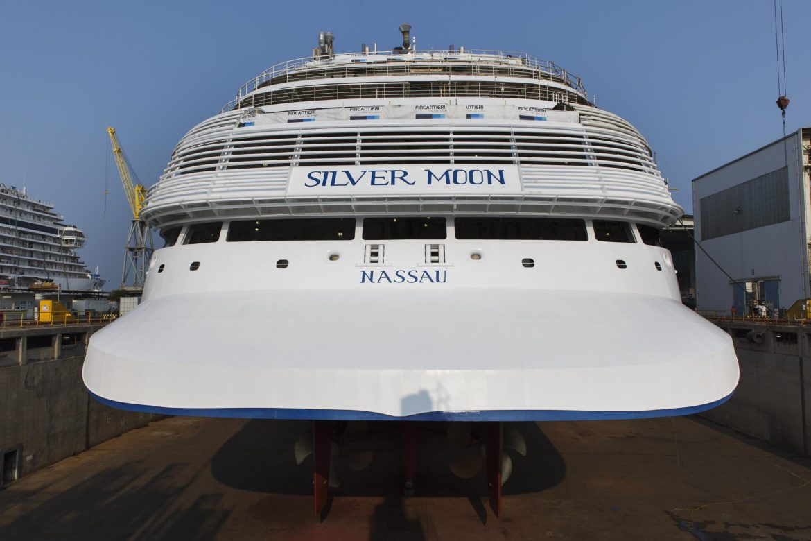 Silversea unveils interiors of new Silver Moon cruise ship