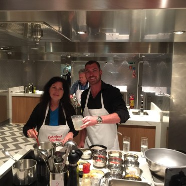 Carnival Panoram Kitchen Cooking Classes