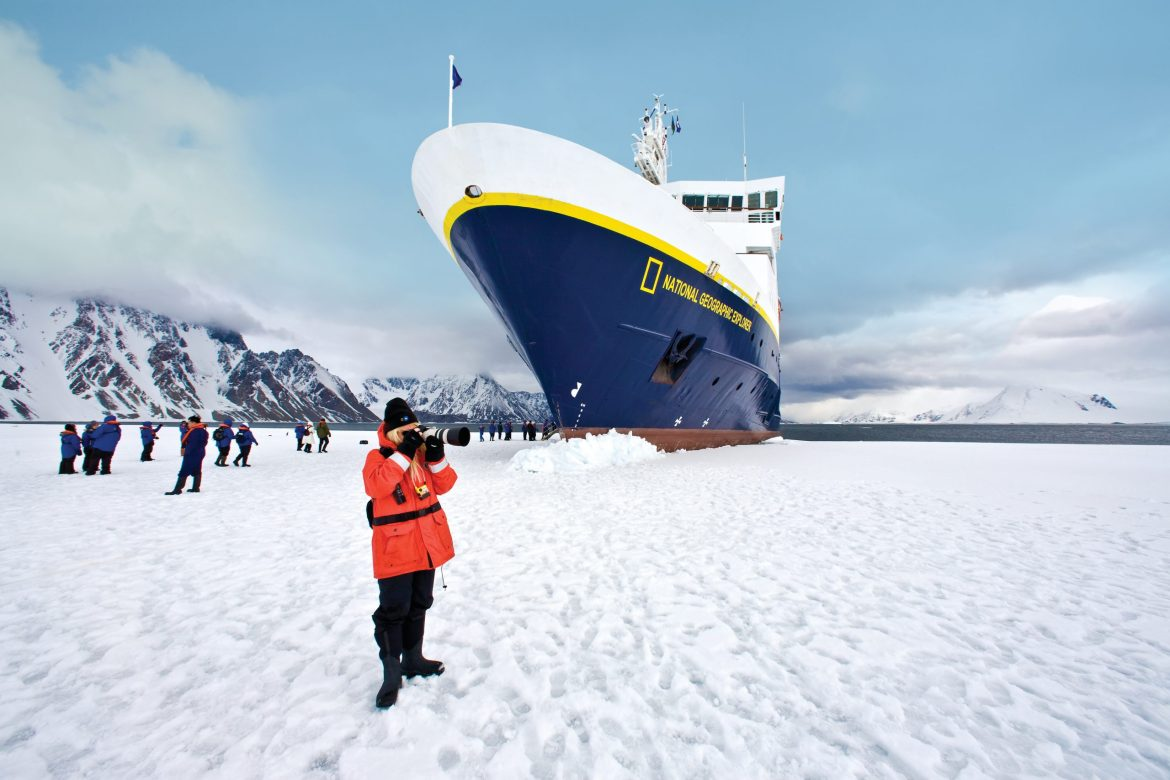 Lindblad Expeditions becomes first self-disinfecting fleet