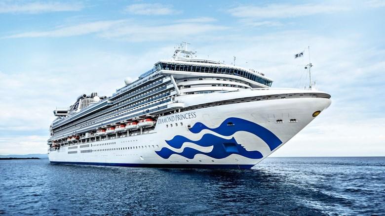 Princess Cruises announced the restart dates of the Island Princess and Diamond Princess