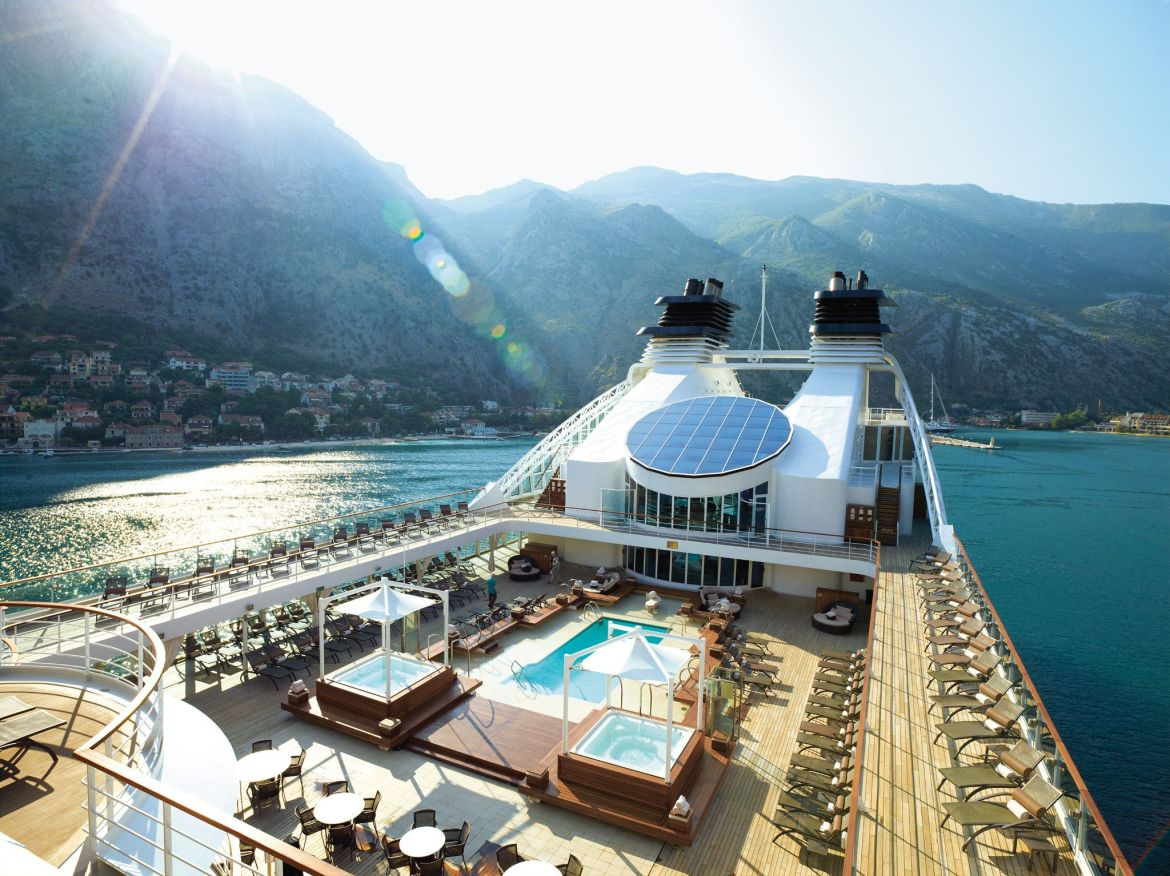 Seabourn Cruises updates plans for five ships