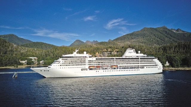 Regent Seven Seas Marina cruise ship world cruise coronavirus