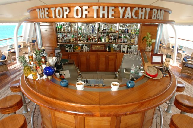 SeaDream Yacht Club ship Top Yacht Bar