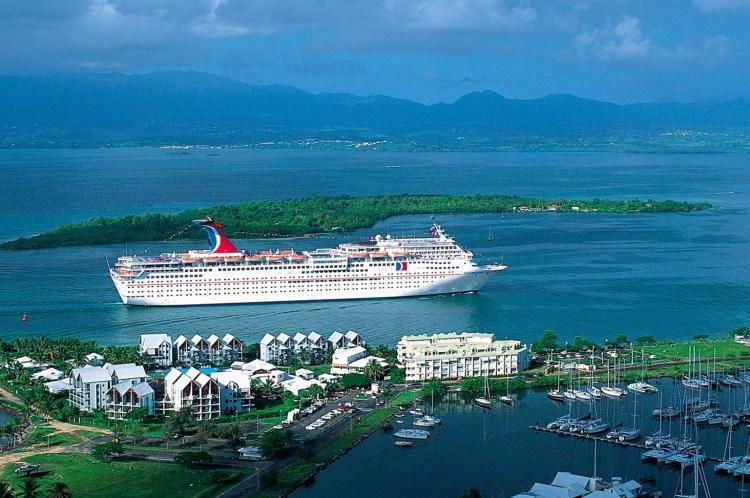 Carnival cruises Fascination