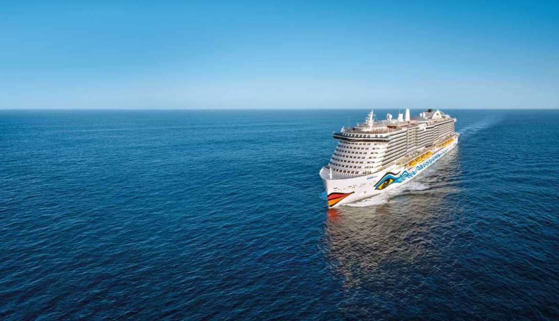 AIDA Cruises to restart cruising with AIDAblu