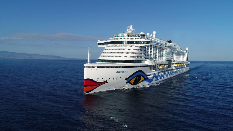 AIDA Cruises restarts cruise season this March