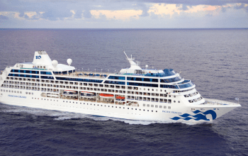 Pacific Princess joins Azamara fleet