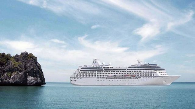 Oceania Cruises Nautica ship