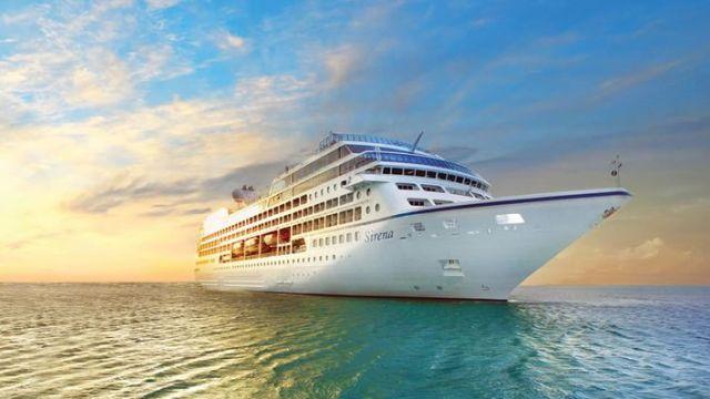 Oceania Cruises Sirena ship