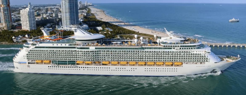 Royal Caribbean highlights superior cruise ship air filtration
